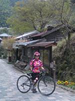 宇津ノ屋の旧道