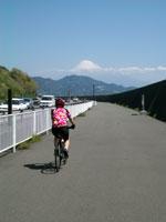 富士山めざして