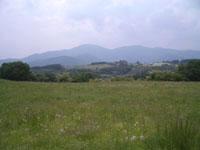 まさに高原の風景