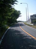 日本平新道の上り