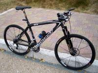 見違えた自転車