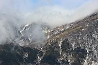 道の駅朝霧高原からの風景