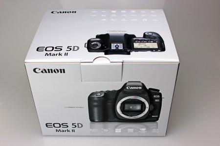 EOS 5D MarkⅡパッケージ