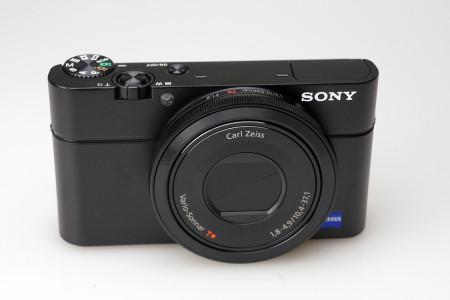 SONY Cyber-shot DSC-RX100本体