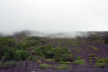 富士山新五合目