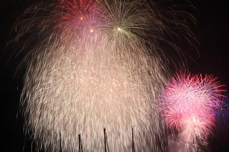 伊東按針祭 海の花火大会