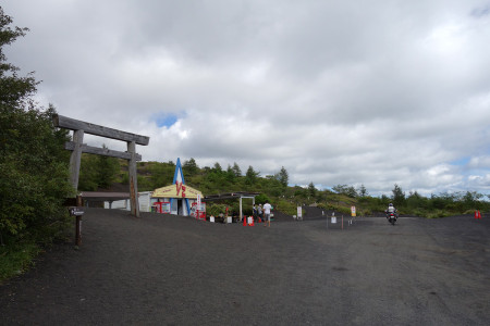 富士山新五合目御殿場口