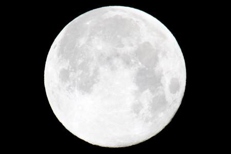 9月30日深夜中秋の名月