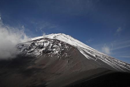 宝永山からの風景