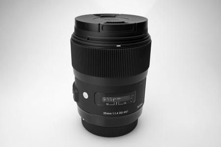SIGMA 35mm F1.4 DG HSM本体