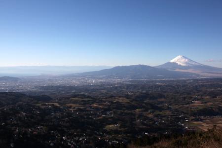 伊豆スカイラインからの眺望