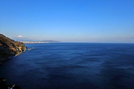 ホテルアンビア松風閣からの眺め