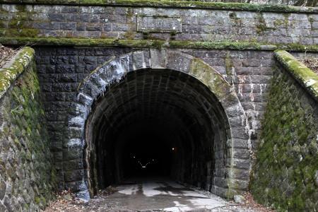 旧天城トンネル入り口(浄蓮滝側)