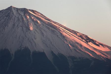 3月5日の富士山