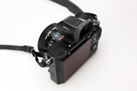 FDA-EV1MKを装着