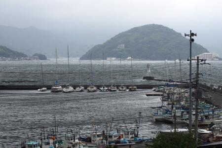 静浦からの海