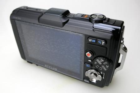 TG-2本体背面