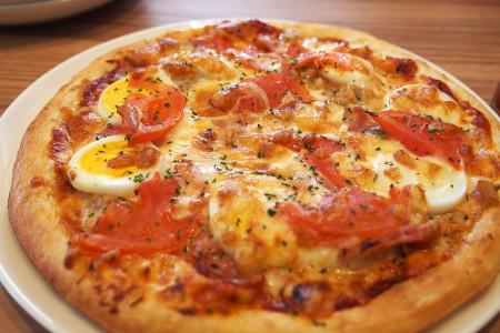 8インチミックスピザ