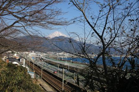 倉沢からの眺め