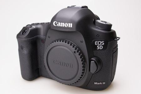 EOS 5D MarkⅢ本体