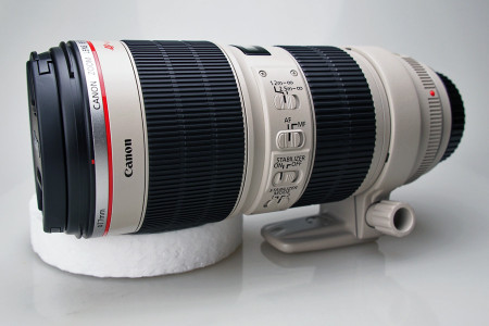 Canon EF70-200mm F2.8L IS Ⅱ USM