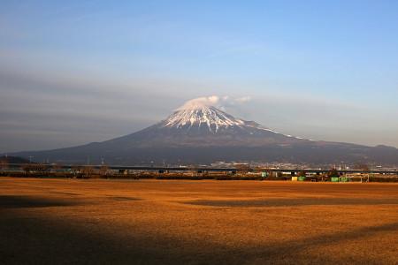 1月20日の富士山