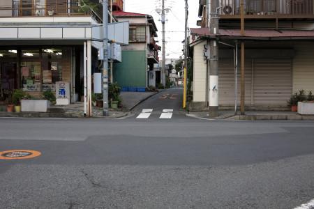 日本一?短い横断歩道
