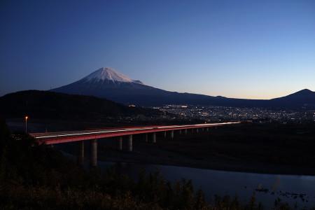 2月28日の富士山