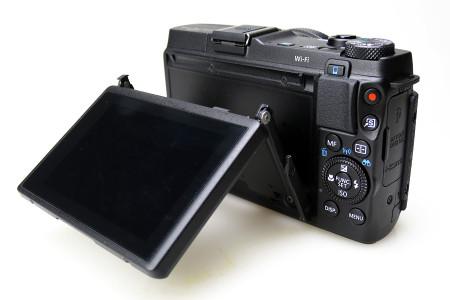 PowerShot G1X MarkⅡ本体