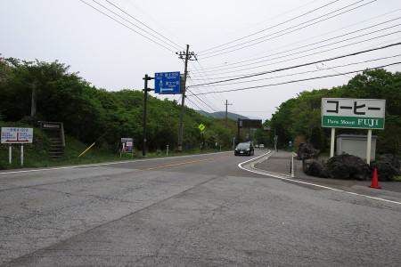 国道139号根原県境付近