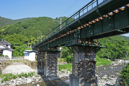 稲子川沿いへ