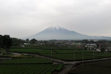 6月5日の富士山
