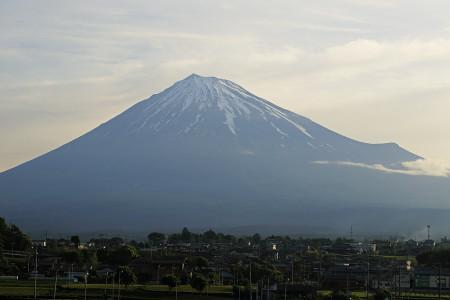 6月9日の富士山