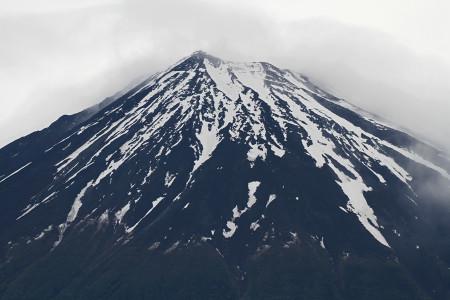 富士山頂までの様子