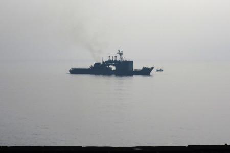 潜水艦救難母艦「ちよだ」