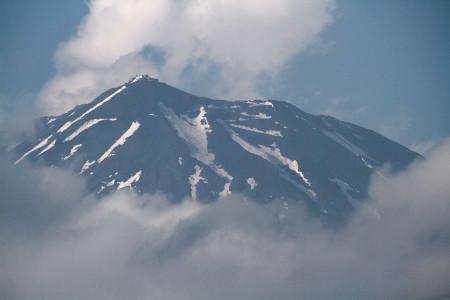 2014年6月29日夕方の富士山