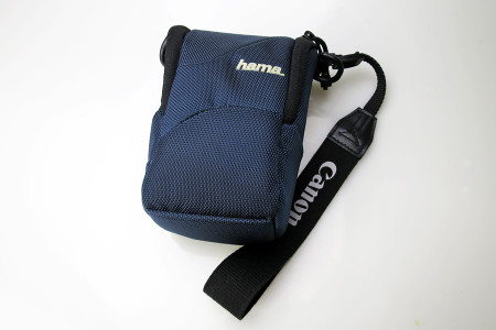 hama シアトルカメラバッグ90(格納状態)
