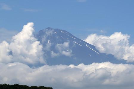 7月11日の富士山