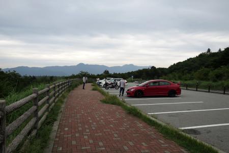 本栖湖展望駐車場