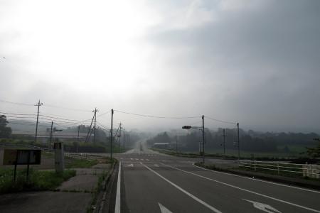 富士ヶ嶺交差点