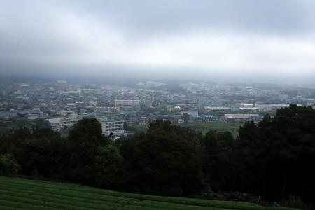 富士宮市高原より