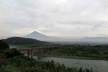 8月29日の富士山