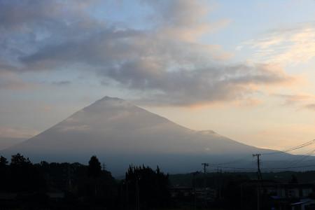 9月13日の富士山