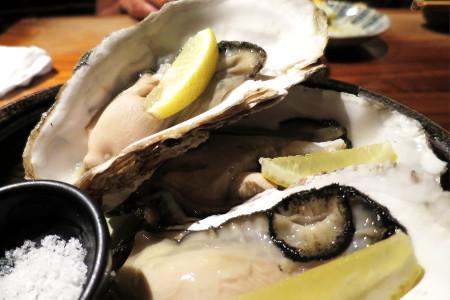 北海道産生牡蠣