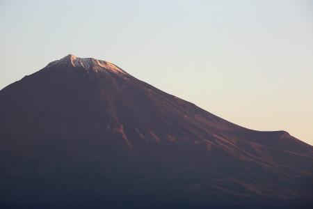 10月29日の富士山