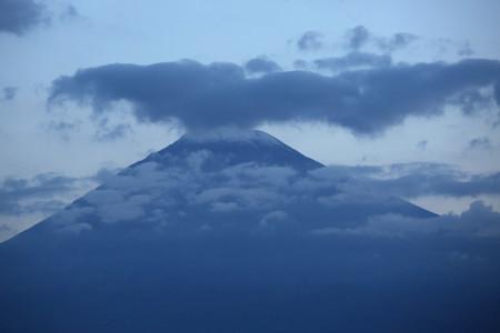 11月4日の富士山
