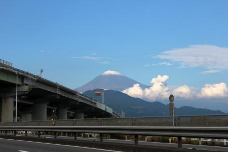 富士山を撮る