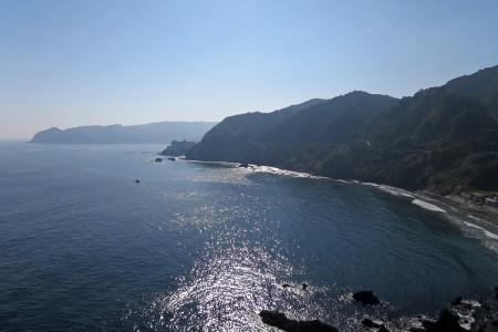 海沿いの光景