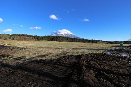 信州クロス富士山コース地