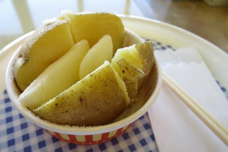 あさぎりバターのじゃがバター